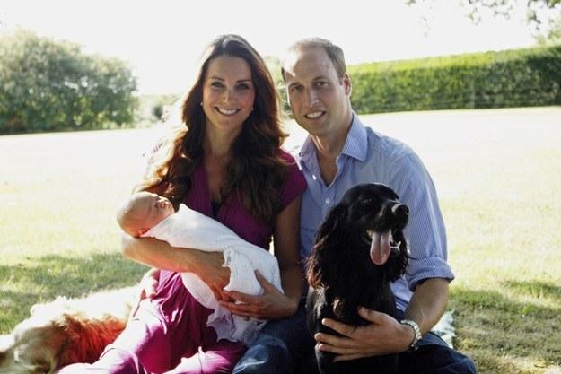 Ich rodzina niebawem znów się powiększy? /- /Getty Images
