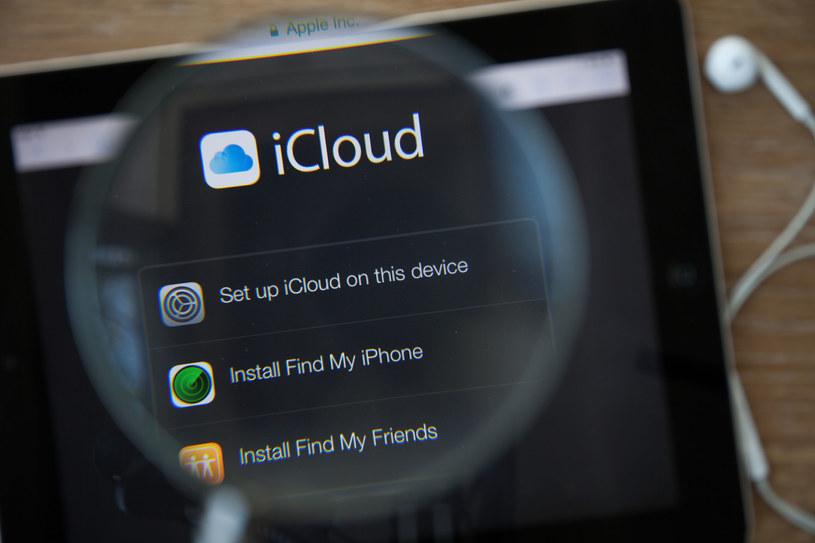 iCloud może stosować podobne praktyki co OneDrive /©123RF/PICSEL