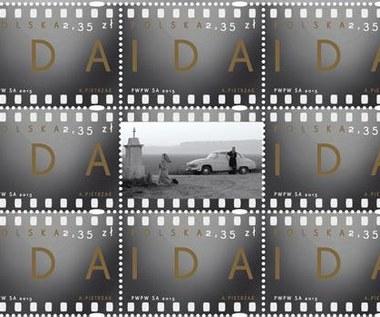 """""""Ida"""" na znaczku pocztowym"""