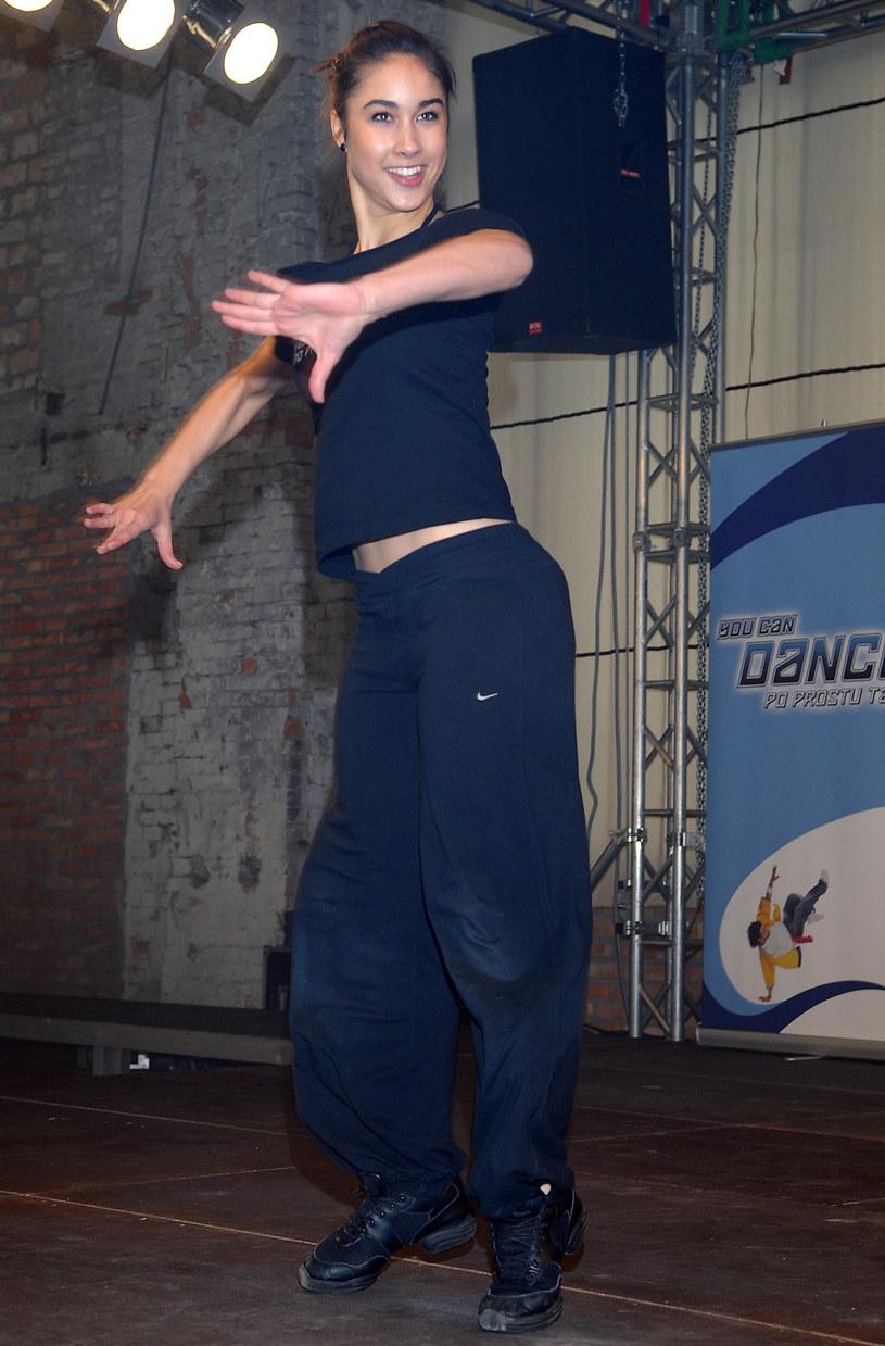 Ida Nowakowska w 2007 roku /Andras Szilagyi /MWMedia