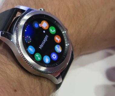 IFA 2016: Samsung Gear S3 - pierwsze wrażenia