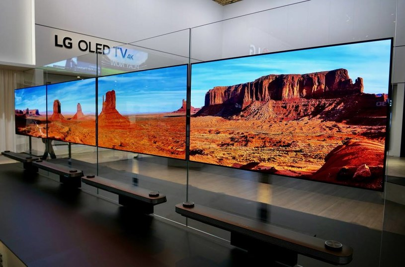 IFA 2017 - LG stawia na telewizory OLED /materiały prasowe