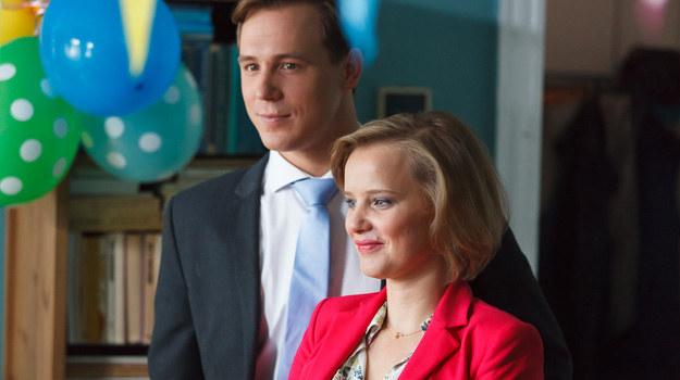 Iga (Joanna Kulig) i Marcin (Stefan Pawłowski) /TVP