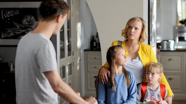Iga zostanie oskarżona o romansowanie z... Marcinem! /Agencja W. Impact