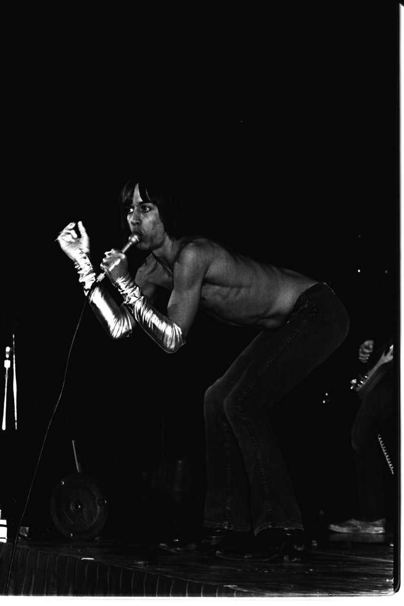 Iggy Pop Superstar /Mike Barich / Amazon Studios / Magnolia Pictures /materiały dystrybutora
