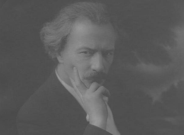 Ignacy Jan Paderewski widział odbudowaną Polskę w graniacach Rzeczpospolitej Obojga Narodów /Z archiwum Narodowego Archiwum Cyfrowego
