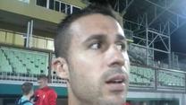 Igor Angulo: Celem jest pierwsza ósemka. Wideo