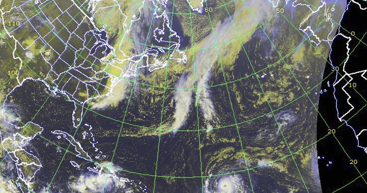 Igor – to może być najsilniejszy huragan od lat