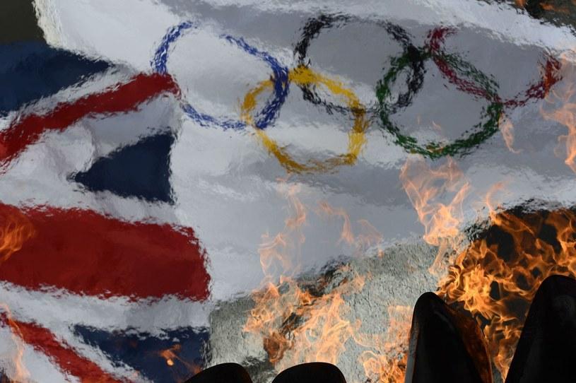 Igrzyska olimpijskie w Londynie okazały się sukcesem /AFP