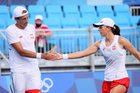 Igrzyska olimpijskie w Tokio. Świątek i Kubot w ćwierćfinale miksta