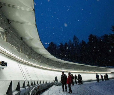 Igrzyska zimowe, czyli zawrotna szybkość. Wideo