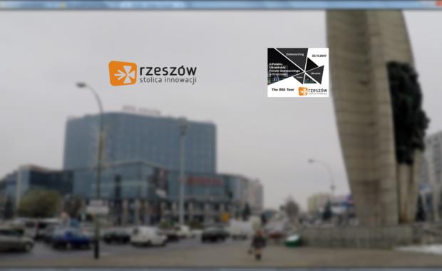 II Polsko-Ukraińskim Forum Outsourcingu w Rzeszowie