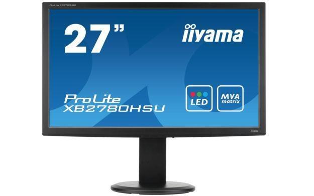 iiyama XB2780HSU - zdjęcie monitora /