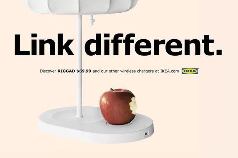 IKEA ma w ofercie kilka produktów, które posiadają funkcję bezprzewodowego łądowania /materiały prasowe