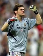 Iker Casillas nie wróży Barcelonie nic dobrego /AFP
