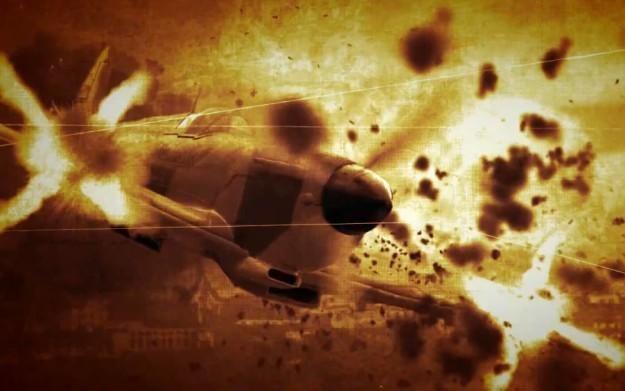 Il-2 Sturmovik: Cliffs of Dover - motyw graficzny /Informacja prasowa
