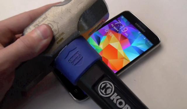 Ile wytrzyma Samsung Galaxy S5? /android.com.pl