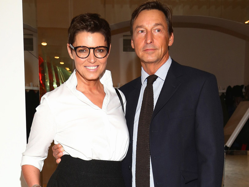 Ilona Felicjańska i Paul Montana /East News