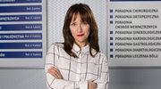 "Ilona Ostrowska w ""Na dobre i na złe"""
