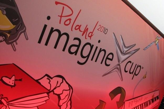 Imagine Cup - największy konkurs technologiczny świata dotarł do Polski. INTERIA.PL jest na miejscu /INTERIA.PL
