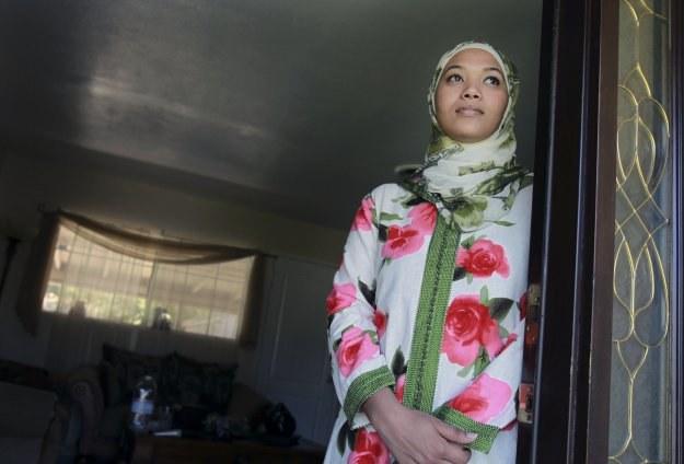 Imane Boudlal - jej spór z Disneyem, dotyczący noszenia hidżabu w miejscu pracy, wciąż trwa. /New York Times/©The International Herald Tribune