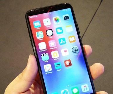 iMI X, czyli iPhone X z logiem Xiaomi za około 550 złotych