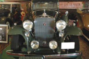 Imperial limousine z ul. Wolskiej