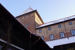 Imponujący zamek w Nidzicy