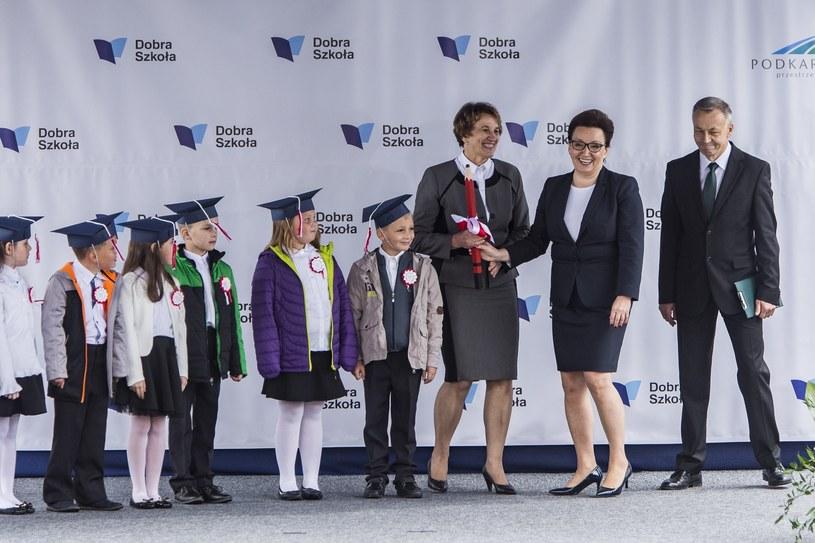 Inauguracja roku szkolnego 2017/2018 /Grzegorz Bukała /Reporter