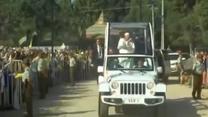 Incydent podczas pielgrzymki w Chile. Papież uderzony w twarz