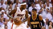 Indiana Pacers - Miami Heat 91:77. Zadecyduje 7. mecz