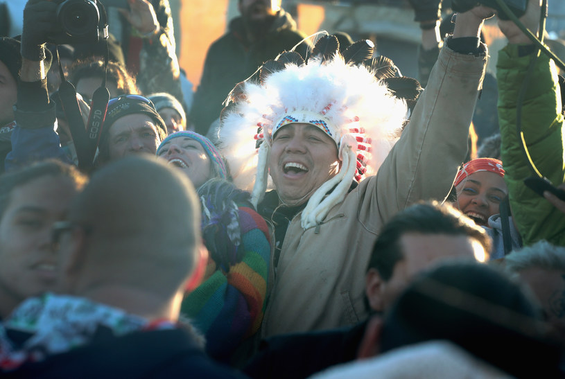 Indianie świętują /AFP