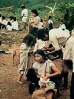 Indianie Tzotziles z Chiapas /Encyklopedia Internautica