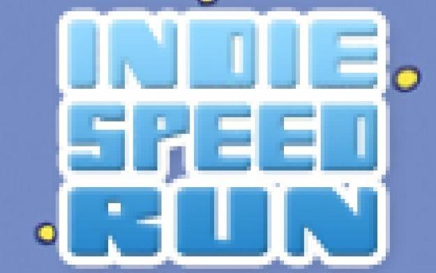 Indie Speed Run - logo /