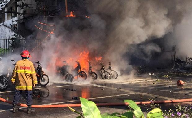 Indonezja: Ataki na kościoły przeprowadziła rodzina. Najmłodsze dziecko miało 9 lat