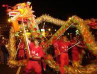 Indonezja - powitanie Nowego Roku w Dżakarcie