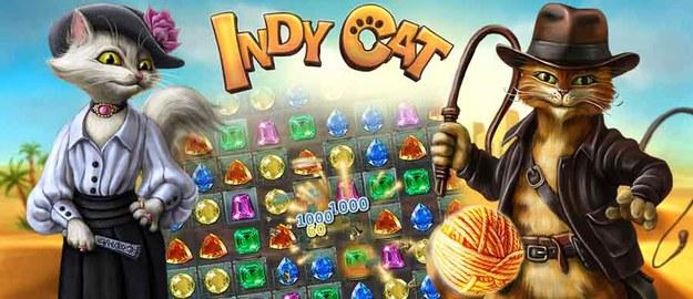 Indy Cat Click.pl /INTERIA.PL