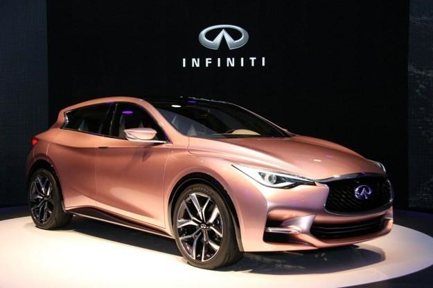 Infiniti Q30 Concept /