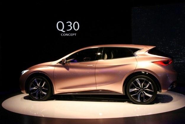 Takie Będą Nowe Samochody Infiniti Ładne Motoryzacja W
