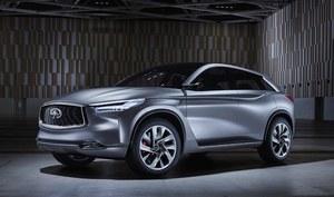 Infiniti QX Sport Inspiration - koncepcyjny SUV