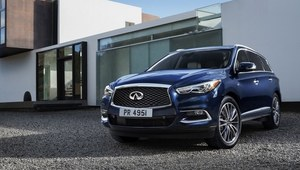 Infiniti QX60 po face liftingu