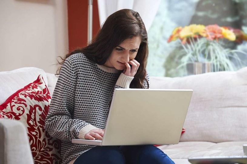 """Informacji o chorobach lepiej szukać na stronach, których adresy kończą się na """"gov"""" i """"edu"""" /123RF/PICSEL"""
