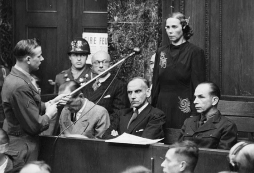 Inge Viermetz należała do kierownictwa niemieckiej organizacji Lebensborn. Została uniewinniona podczas procesów RuSHA w 1948 roku z braku dowodów. /Keystone/Hulton Archive /Getty Images