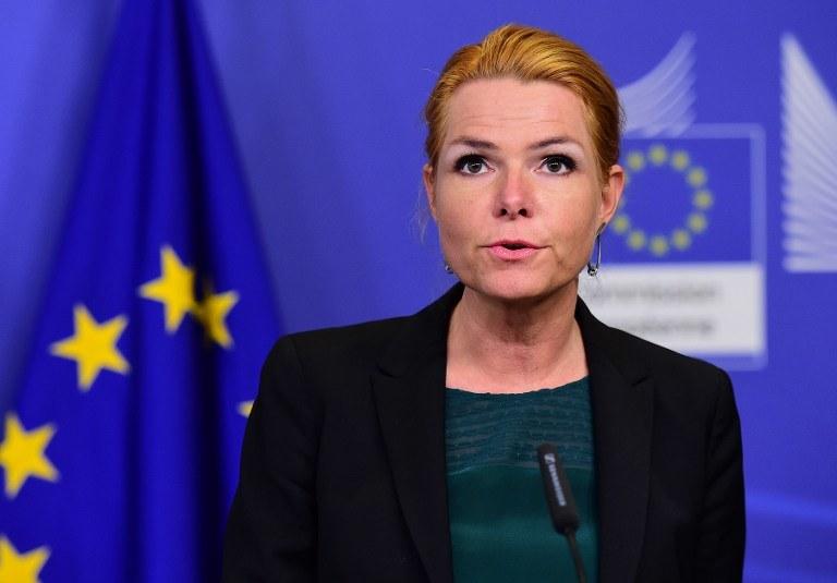 Inger Stojberg /AFP