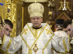 Ingres arcybiskupa Popowicza nowego metropolity przemysko-warszawskiego