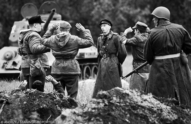 """Inscenizacja historyczna """"Żołnierze Wyklęci"""" (zdjęcie ilustracyjne) /Reporter"""
