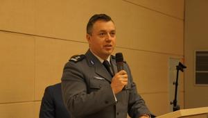 Insp. Tomasz Michułka nowym szefem mazowieckiej policji