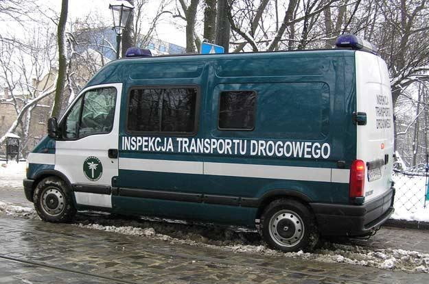 Inspekcja wyłapuje przeładowane busy /INTERIA.PL