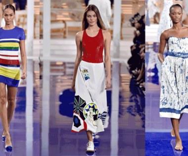 Inspirowany Jamajką pokaz Ralpha Laurena na Tygodniu Mody w Nowym Jorku