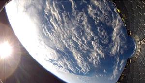 Inspirujące nagranie SpaceX